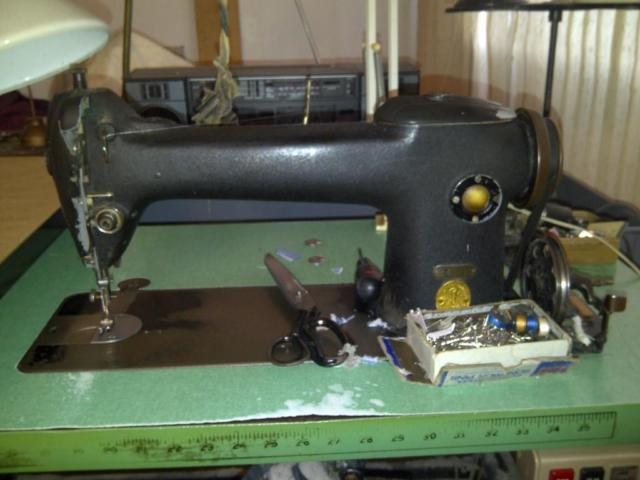 Singer 241-13 Industrial Heavy Duty Antique Sewing Machine