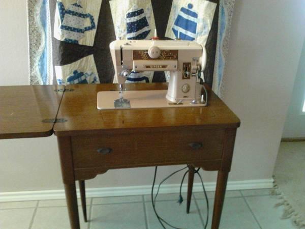 Singer 401 Sewing Machine - $150
