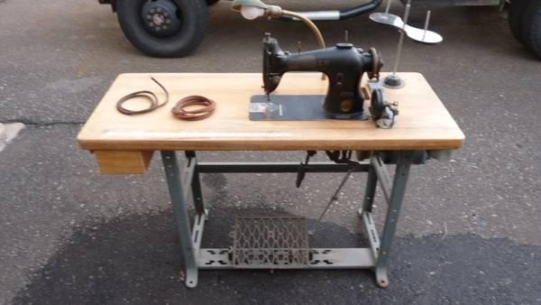 Industrial Leather Sewing Machine For Sale In Pennsylvania Beauteous Industrial Singer Sewing Machine For Sale