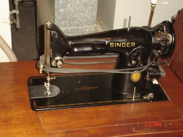 singer 201 sewing machine for sale