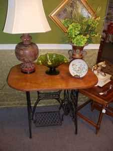 Singer Sewing Machine Table The Red Door Dothan For