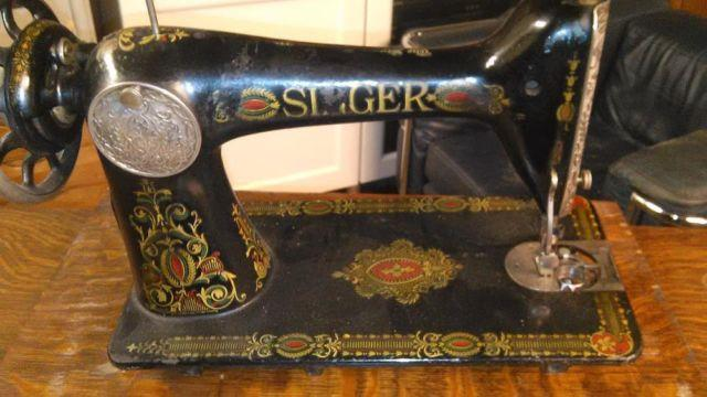 Singer Sewing Machine Model 40 Classifieds Buy Sell Singer Cool 1923 Singer Sewing Machine
