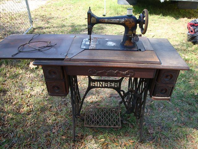 Singer Sewing Machine Vintage 1907 For Sale In Orlando