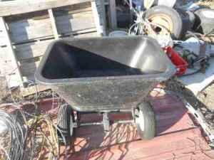 Single Bottom Plow for small lawn tractor, david