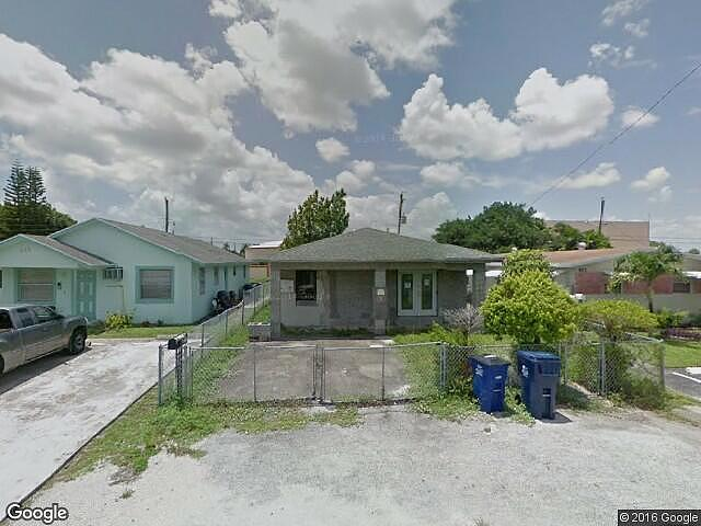 Single Family Home, Hallandale Beach FL, 33009
