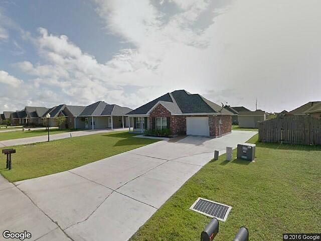 Single Family Home, Thibodaux LA, 70301