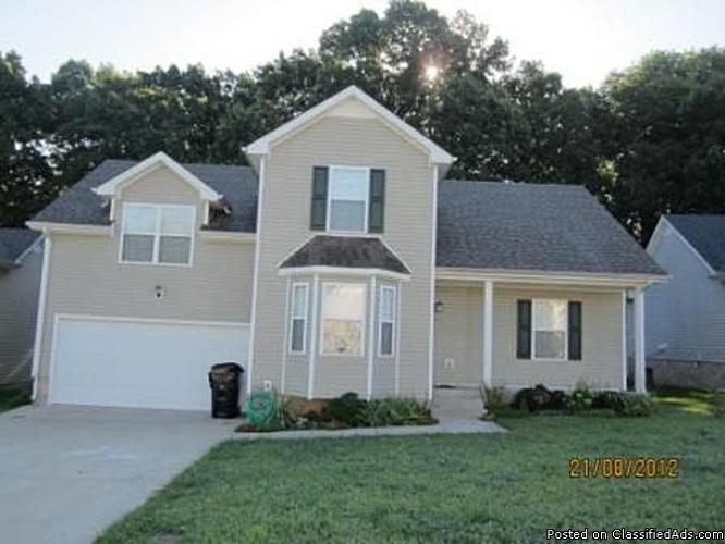 Single Family House 4bed 3bath For Rent For Sale In Clarksville Tennessee Classified