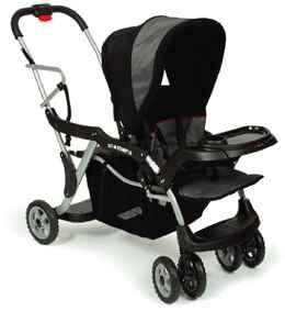 Sit N Stand Stroller - $35 Enid