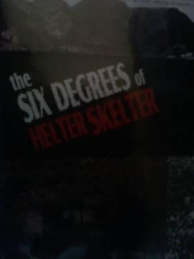 Six Degrees of Helter Skelter DVD (About the Manson