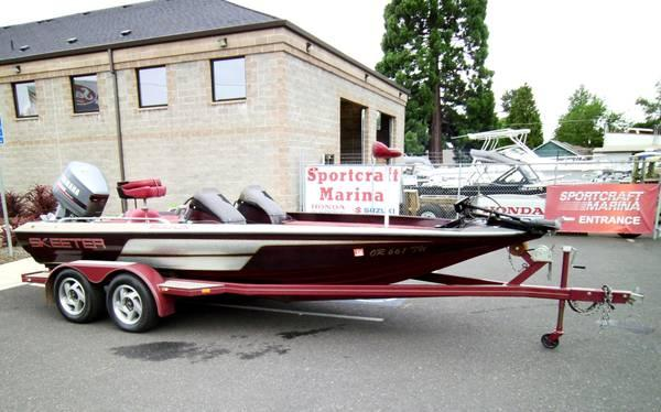 Skeeter Bass Boat for Sale in Portland, California ...