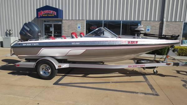 Skeeter Bass Boats For Sale >> SKEETER - Fish & Ski / Bass Boat - SL 190 for Sale in Center Grove, Iowa Classified ...
