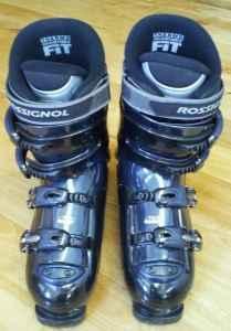 Ski Boots - Rossignol Salto GTX mondo size 27, fit 8.5-9 mens - $80 North Spokane