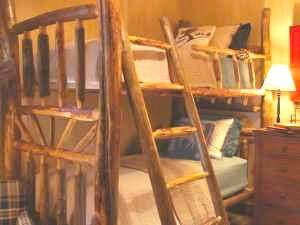 Ski Country Log Bunk Beds and more - $795 (Truckee -