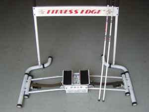 skiers edge machine
