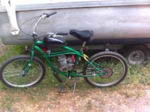 Sky Hawk Gas Motor Bike Palmetto For Sale In Sarasota