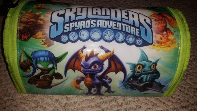 Skylanders Swap Force & Giants Portal and Characters &