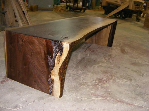 Woodworking bench tops for sale with elegant innovation Wood slab furniture