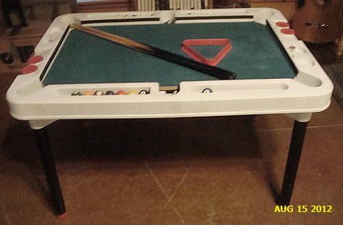 Harvard Pool Air Hockey Table For Sale In Texas Classifieds Buy - 40 inch pool table
