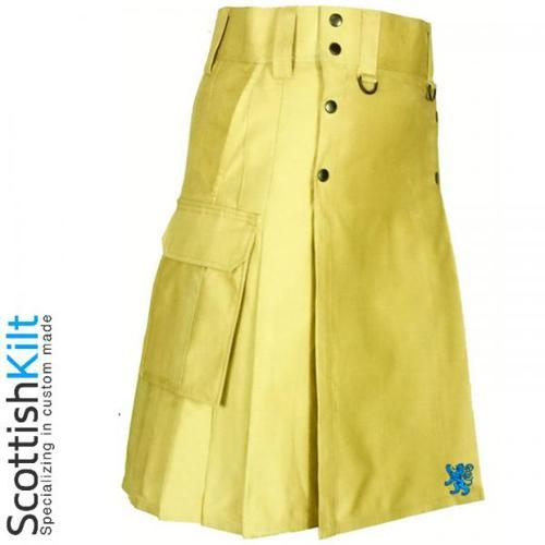 Slash Pocket Kilt