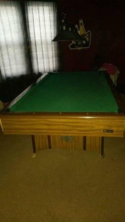 Pool Table Sporting Goods For Sale In West Virginia New And Used - Dicks sporting goods pool table