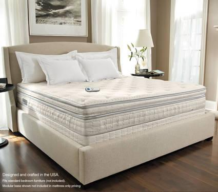 Sleep Number I8 Expanded Queen Mattress And Base New For