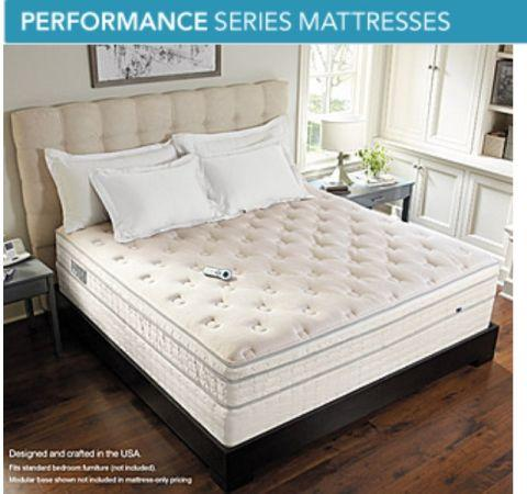 FS: SLEEP NUMBER QUEEN P6 MATTRESS (Amarillo)