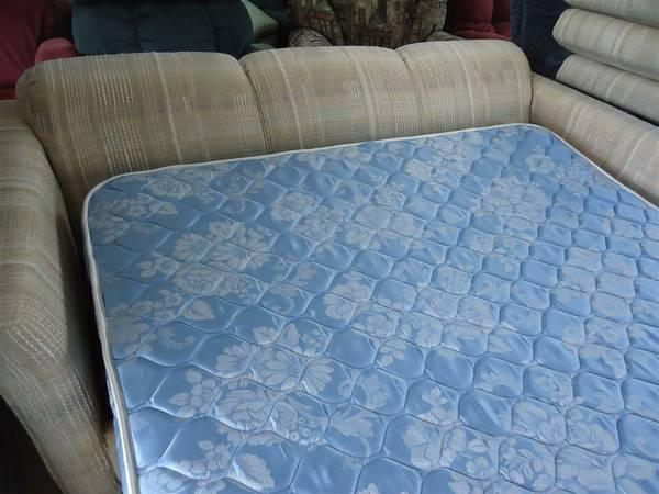 Sleeper Sofa In Near Mint Condition Queen Size For Sale In Summerfield Florida Classified