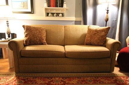Sleeper Sofa Reduced Custom fort LazyBoy for Sale in Brick New Jersey Classified
