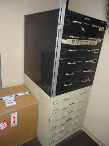 Slide Cabinets (2 EA)