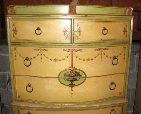Merveilleux Sligh Furniture Antique Dresser And Vanity Set