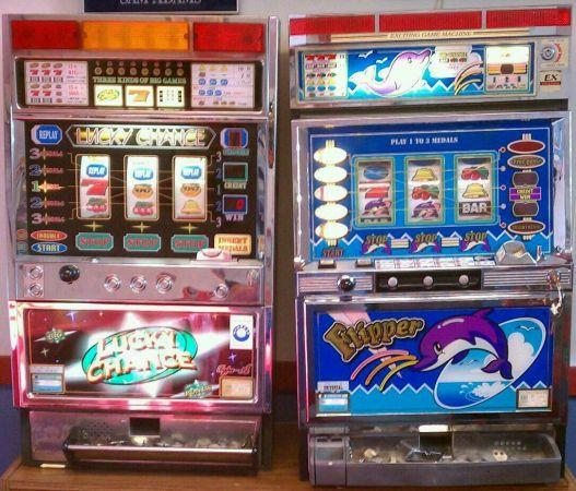 Slot machine repair massachusetts