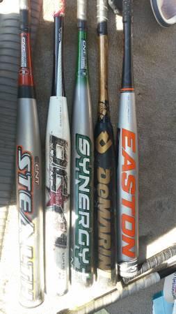 slowpitch softball bats - $100