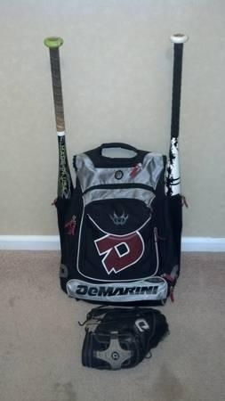 Slowpitch Softball Equipment - $225