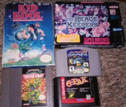 small lot of gem games - $60