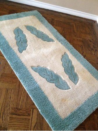 Small New Zealand Wool Rug Spanky Clean High Pile Does