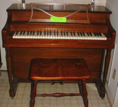 Small Piano, Compact Size For Apartment, Small Home Or