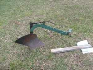 small plow - $75 (sonora)