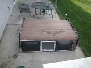 small truck topper lincoln ne for sale in lincoln nebraska classified. Black Bedroom Furniture Sets. Home Design Ideas