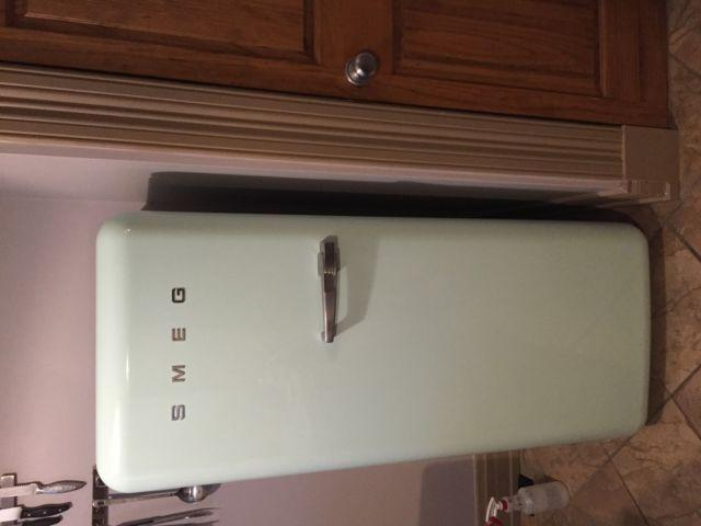 SMEG Refrigerator, Used, Excellent Condition