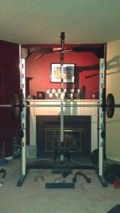 Smith machine - $200 (Holland PA)