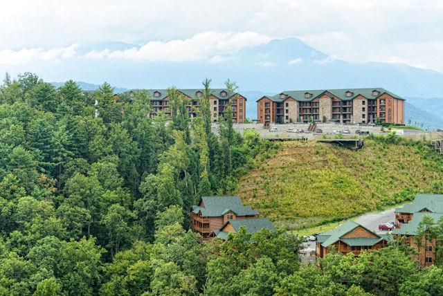 Smoky Mountain Resort in Gatlinburg Tennessee