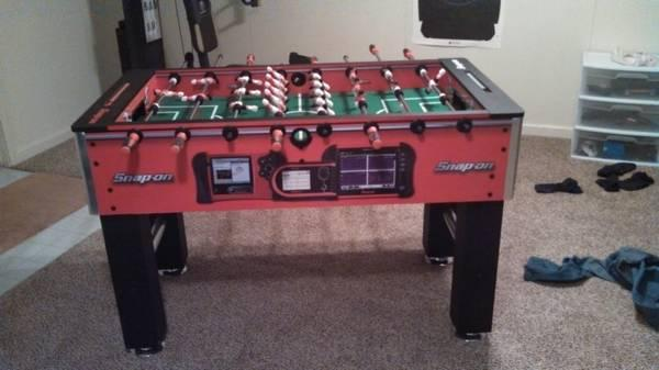 SNAPON FOOSBALL TABLE For Sale In Clarks Louisiana Classified - Where to buy foosball table