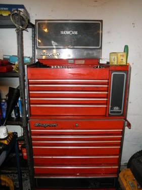 Snap On Tool Box And Tools For Sale In Vero Beach Florida