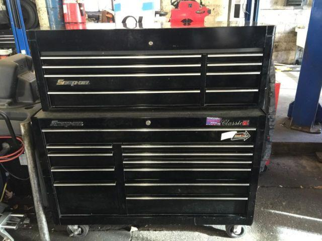 snap on tool box classic 78