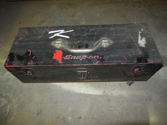 SNAP ON Tool Box Porter Cable Tool Box TEKTRONIX Cart...