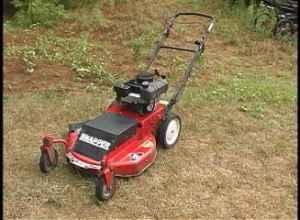 Snapper 26 Quot High Wheel Wide Cut Self Propelled Walk Mower