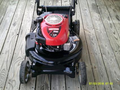 Snapper 650 Series 190cc Variable Drive Self Propelled Lawn Mower