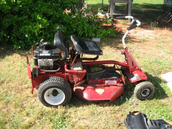 Snapper lawn mower yorktown for sale in norfolk for Garden shed for lawn mower