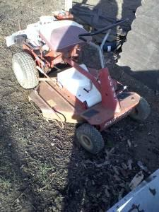 SNAPPER REAR ENGINE RIDER - $275 (Spotsylvania)