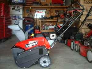 Snapper Snowblowers 4 Cycle - $450 (Auburn)